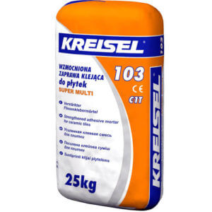 Клей KREISEL 103 super multi , 25 кг (Германия)
