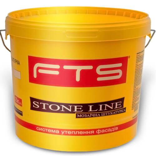 Штукатурка FTS Stone Line Decor, 25 кг, фото 1